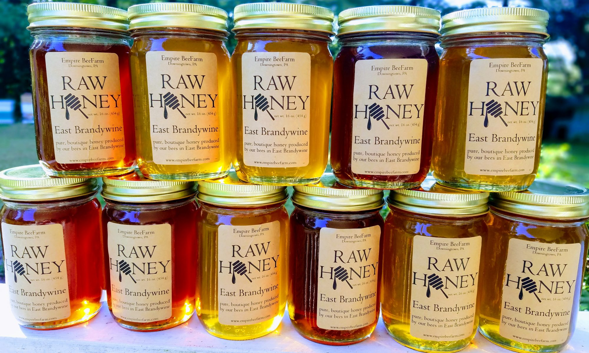 East Brandywine Honey